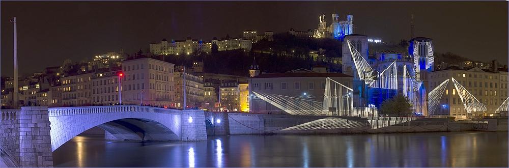 Lyon fête des lumières 2012 Panolu10