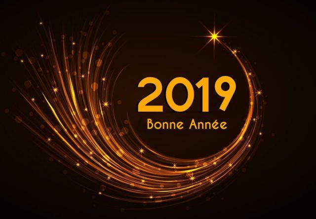 1er janvier 2019 premier jour de l'année  804d0810