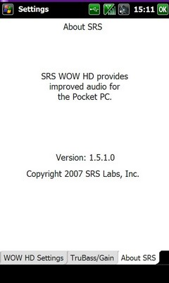 [SOFT] SRS WOW HD 1.5.1.0 for HTC HD2 (Améliorez le son du HD2) Oubjbk10