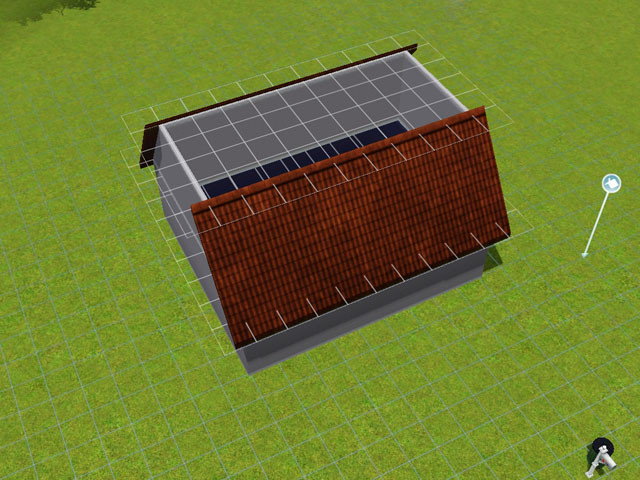 [Débutant] Construire une mansarde. 0611
