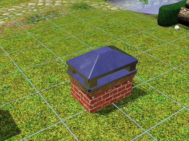[Apprenti] Les cheminées personnalisées. 1011