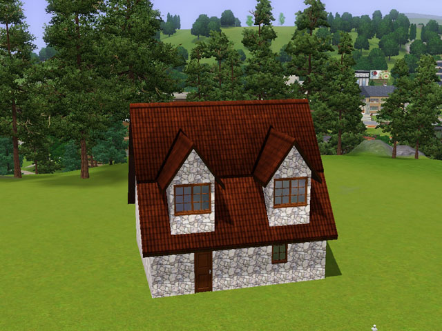 [Débutant] Construire une mansarde. 1410