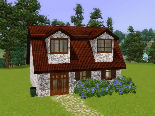 [Débutant] Construire une mansarde. 1510