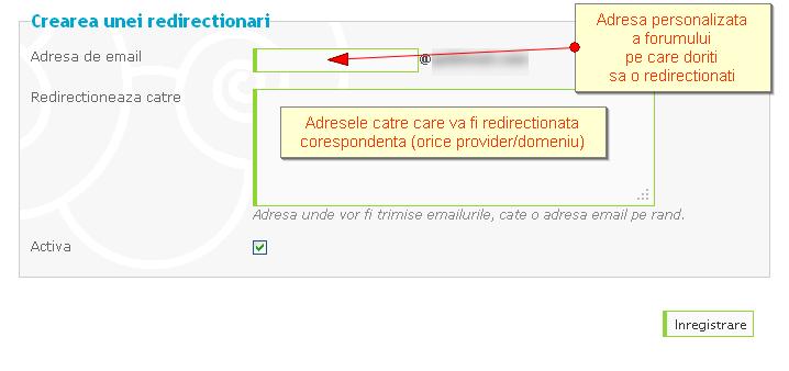 Crearea de conturi de e-mail personalizate si de redirecţionări după achiziţionarea unui domeniu personalizat 36444810