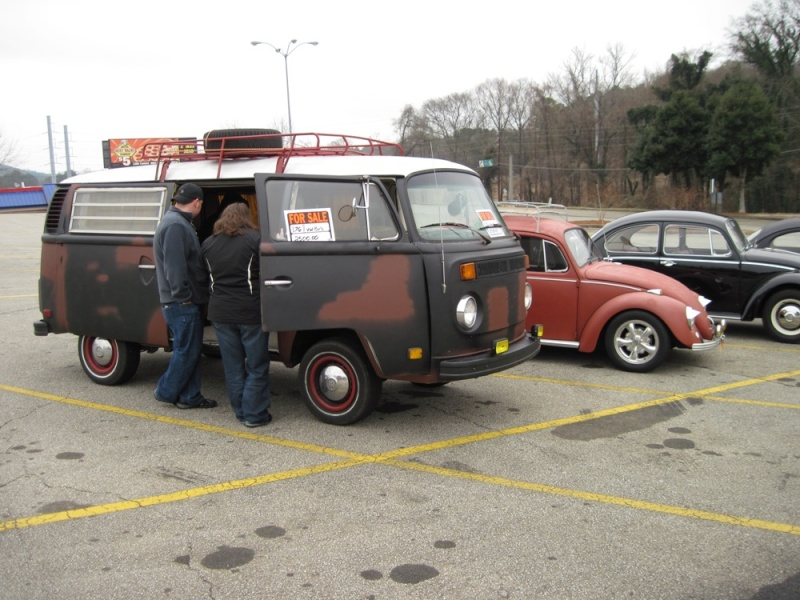 2010 Jan cruise to Beetles BBQ photos 2010wo11