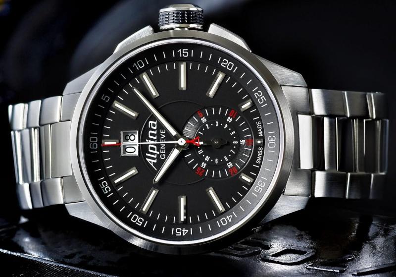 NEWS ?    alpina chronographe Alpina12