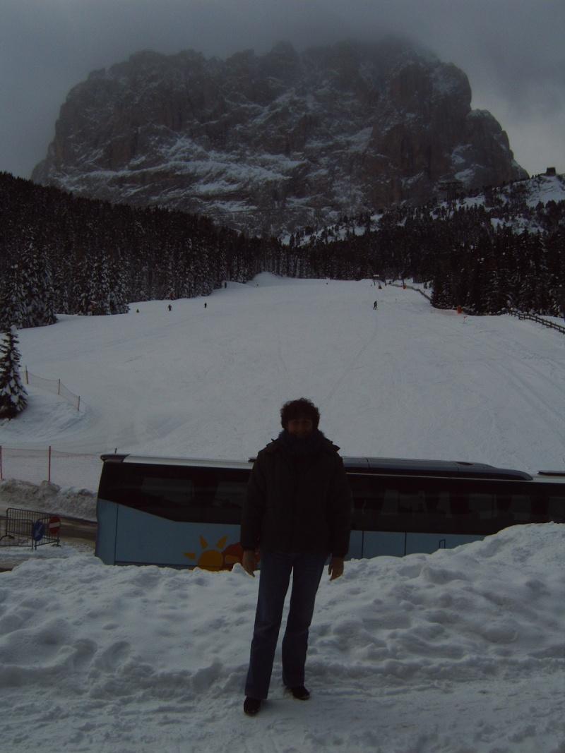 les dolomites  et la neige Img00060