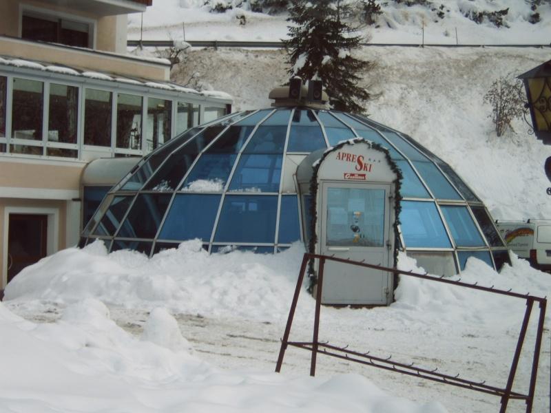 les dolomites  et la neige Img00061