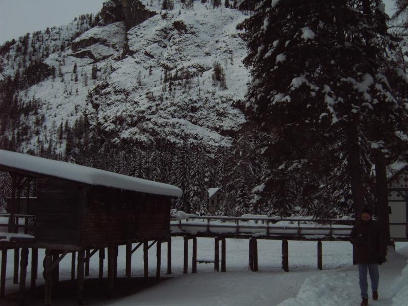 les dolomites  et la neige Img00063
