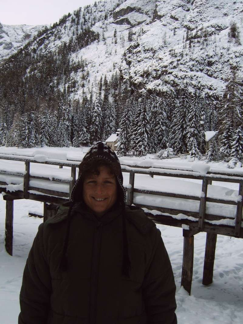 les dolomites  et la neige Img00064