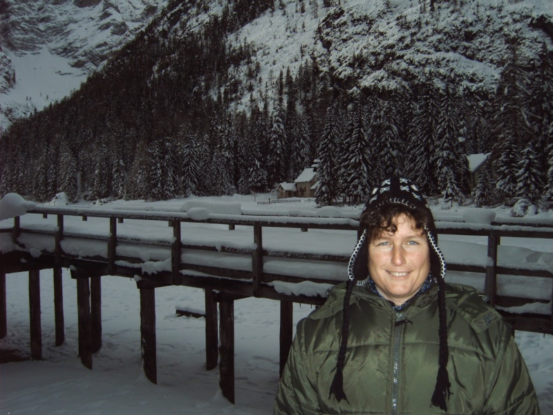 les dolomites  et la neige Img00065