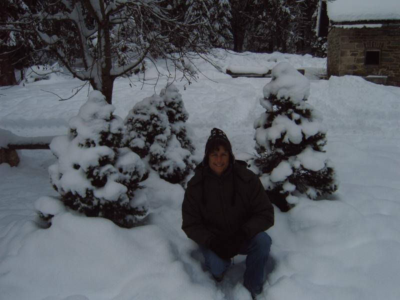 les dolomites  et la neige Img00067