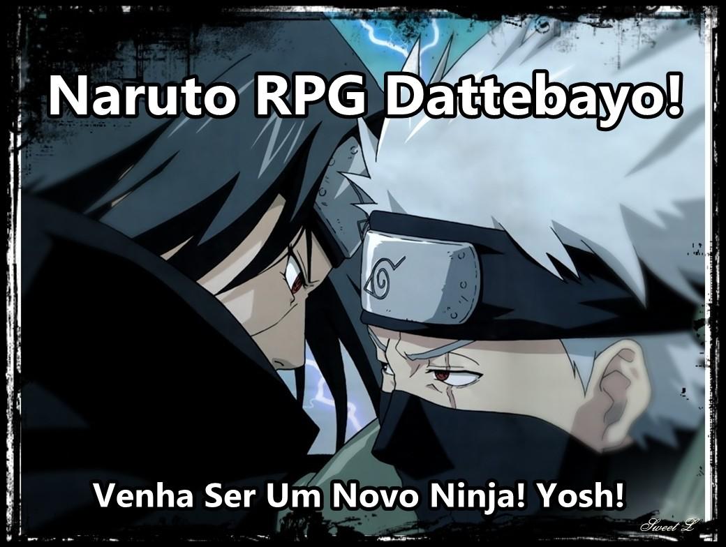 Naruto Rpg Dattebayo