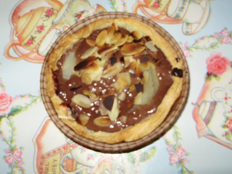 Tartelettes choco-poires Tartel10