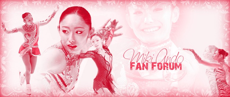 Miki Ando Fan Forum
