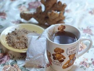 天氣冷颼颼 隨身薑母茶包 隨時暖呼呼 Gth10