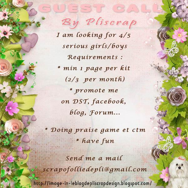 Guest call chez Pliscrap Guest_10