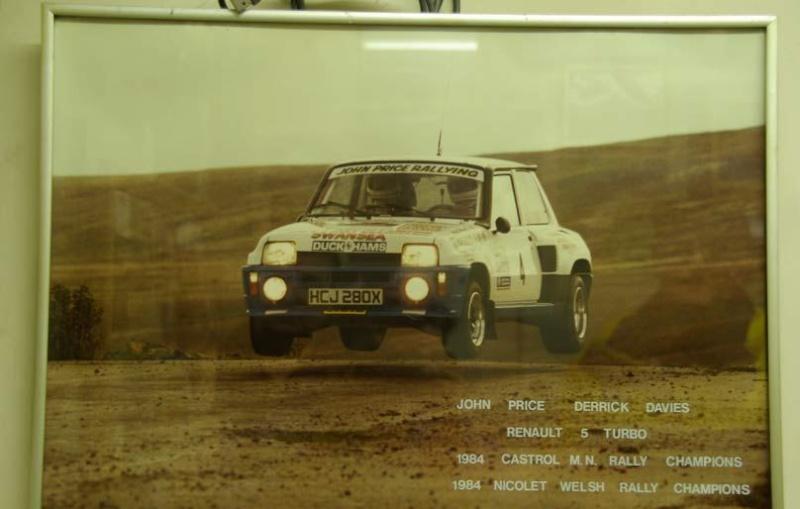 photos ou autres documents d' une R5 Turbo anglaise Jp2310