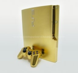 Bling PS3 24K Gold Plated! 11549_10