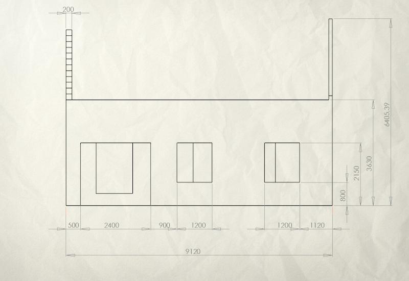 Aspiration centralisée pour atelier bois. Plan_a11