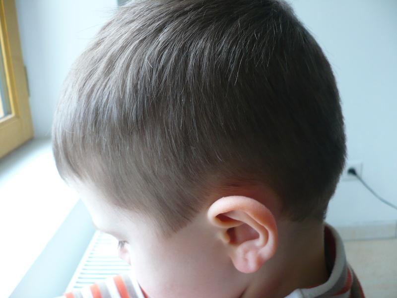 coupe cheveux de mon fils P1150613