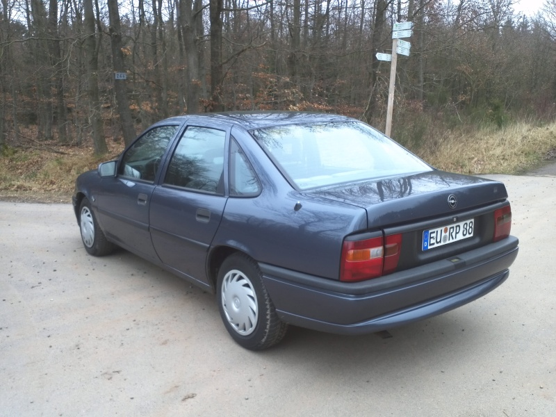 Vectra A 1,8 Magic Grey Img12410
