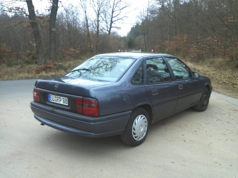 Vectra A 1,8 Magic Grey Img12411