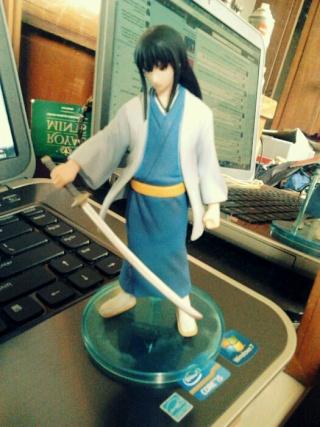 [SELLER] anime/game figures (gundam 00, gintama, disgaea) + stuff 20130112