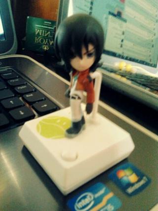 [SELLER] anime/game figures (gundam 00, gintama, disgaea) + stuff 20130113