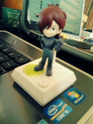[SELLER] anime/game figures (gundam 00, gintama, disgaea) + stuff 20130114