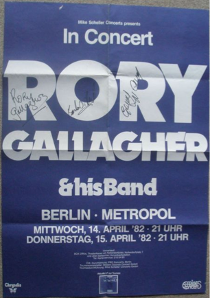 Photo de Bernd Parker - Metropol, Berlin, 14 ou 15 avril 1982 Image_37