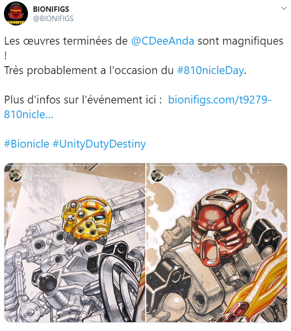 810NICLE Day : une fiesta du fandom BIONICLE Captur10