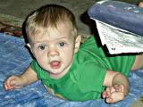 GABRIEL SCOTT JOHNSON 8 months - Tempe, Arizona (USA) - 27/12/09 Gj310
