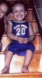 MARC ANTHONY BOOKAL - Aged 4 years -  Newburgh,  New York (USA) Mab10