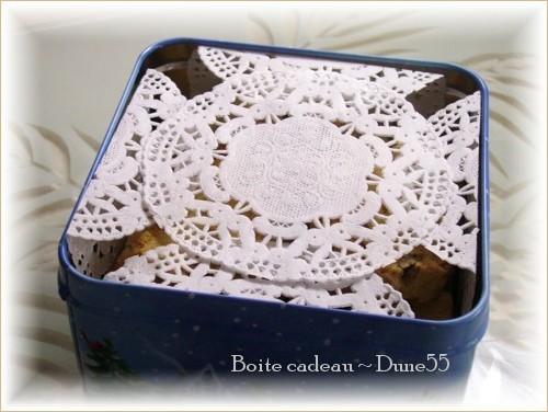 Biscottis à l'érable et aux pacanes : offerte par Mabelle (Ricardo) Pict7013