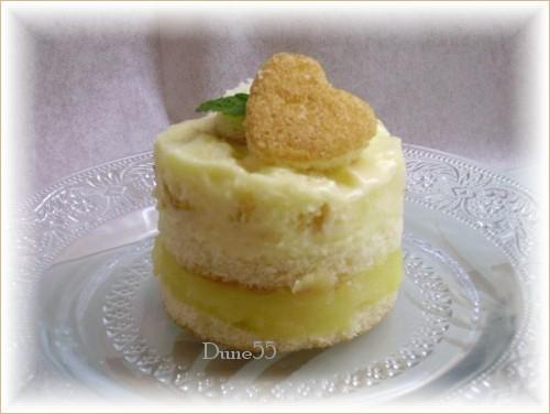 Gâteau étagé au citron Pict8513