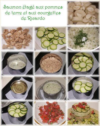 Saumon étagé aux pommes de terre et aux courgettes Pommed10