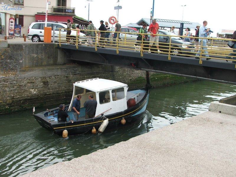 Port en Bessin - 14- Juille25