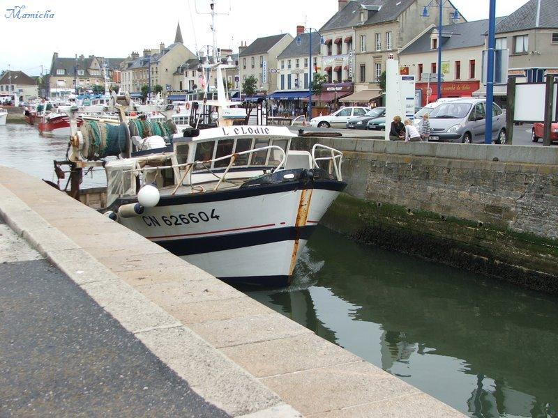 Port en Bessin - 14- Juille26