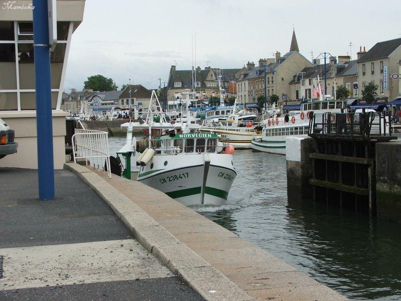 Port en Bessin - 14- Juille27