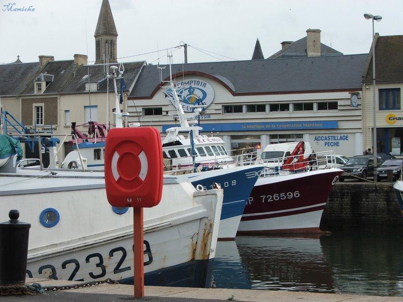 Port en Bessin - 14- Juille37