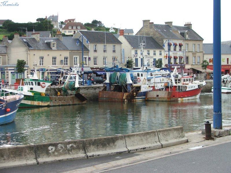Port en Bessin - 14- Juille38