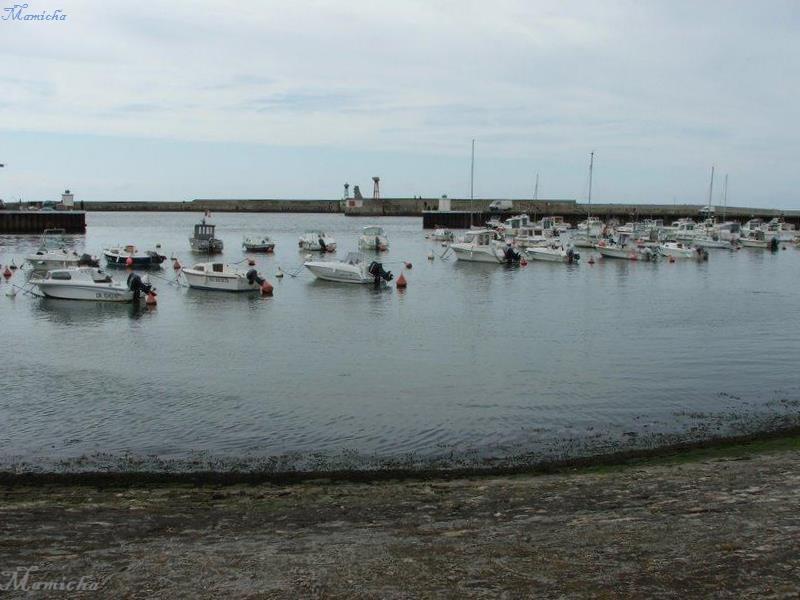 Port en Bessin - 14- Juille40