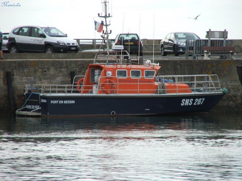 Port en Bessin - 14- Juille41