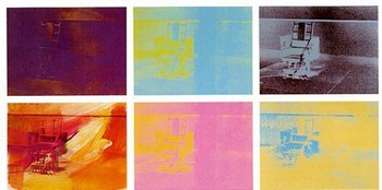 La REPETITION , l'accumulation Warhol10
