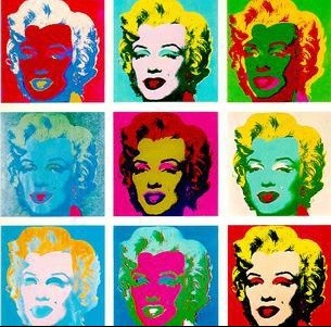 La REPETITION , l'accumulation Warhol11