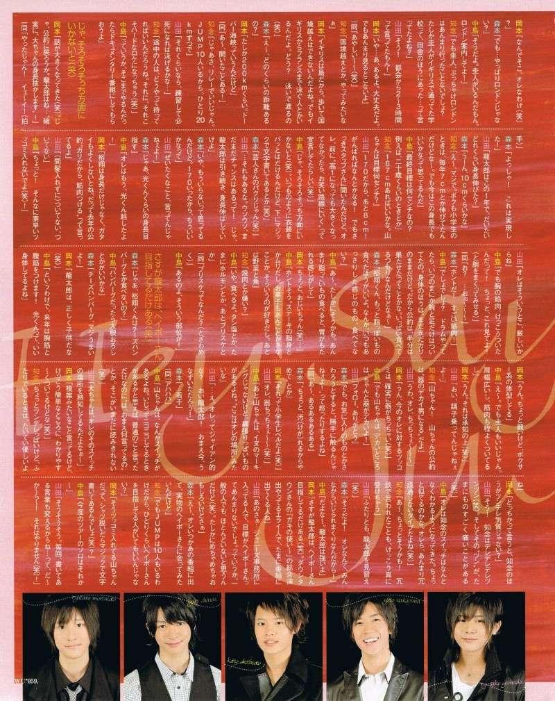 Wink Up Janvier 2010 Page710