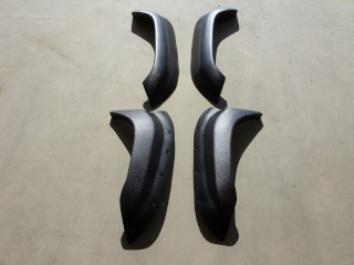 rhino factory accessory fender flares- SOLD Flares11