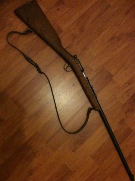 Carabine 22 lr 1 coup FN Herstal Fncara10