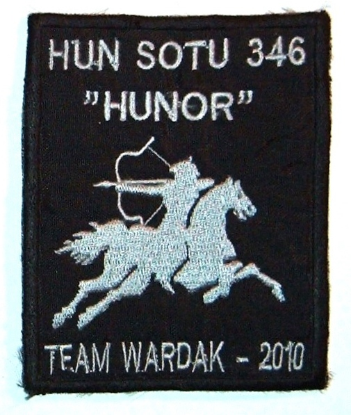Hungarian ISAF patches Hungar10